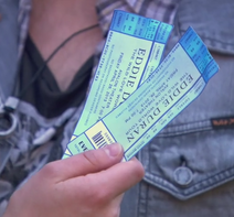 Eddie duran concert tickets from episode 1