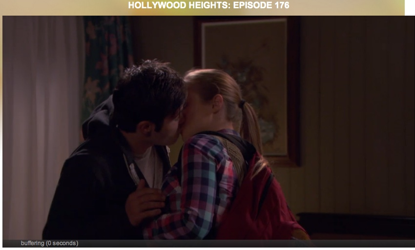 Are eddie and loren from hollywood heights dating in real life