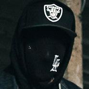 Funny Man DOTD mask