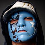 Johnny 3 Tears SS mask