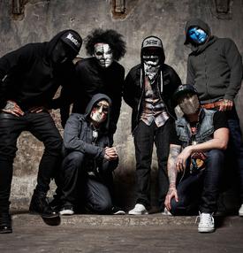 DOTD masks