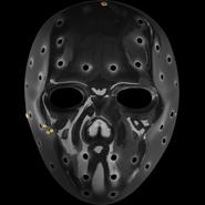 Funny Man V mask black