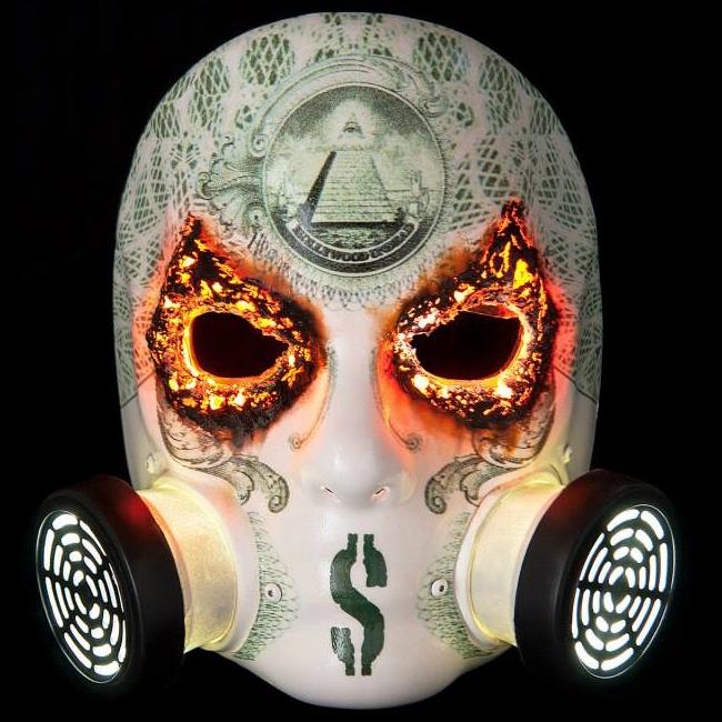 J Dog NFTU Mask