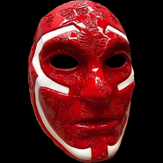 Johnny 3 Tears V mask red