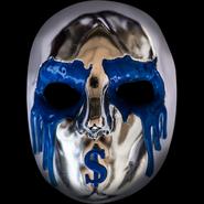 J-Dog V mask blue