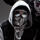 Tye Gaddis mask