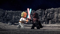Clash of the skywalkers
