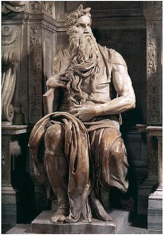 File:Moses-Michelangelo B .jpg
