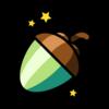 Flashy nut