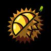 Luminous durian