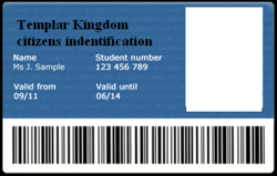 Card-example