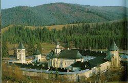 Monastero di Putna