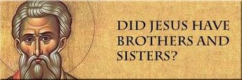Did jesus have brothers