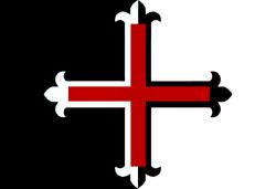 A knight s templar symbol by rory the lion-d4ihq4b