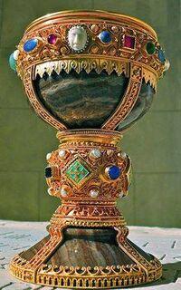 El Santo Grail de San Isidoro de Leon