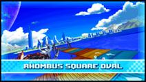Rhombus Square Oval