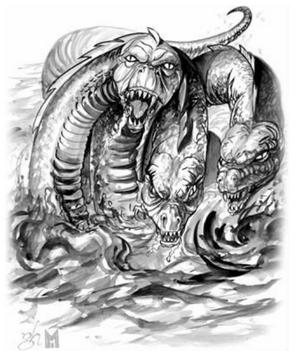 Waterserpent