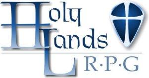 Holy Lands RPG splash