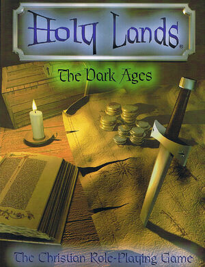 Holy Lands Cover