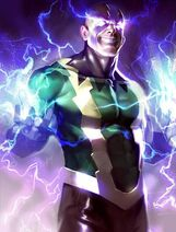 Maxwell Dillon (Tierra-616) from Marvel War of Heroes 002