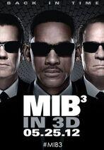 Men in Black III Poster2