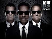Hombres de negro Poster2