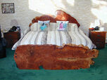 Redwood-bed