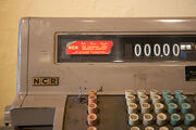 NCR cash register