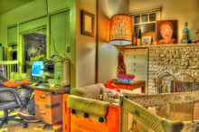 Living Room HDR