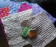 Washcloth Stack