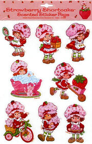 Strawberry Shortcake - 2000