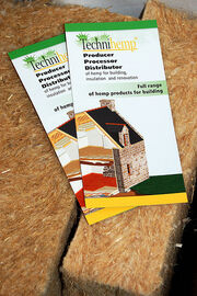 Technihemp HEMPWOOL Natural Insulation