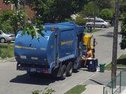 401 Marlee Garbage Truck