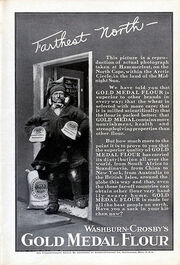 1909 Gold Medal Flour
