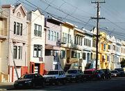 Any Street, San Francisco