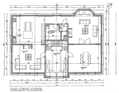 Good House Plans  Ground Floor