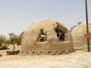 Lotam Mud Hut