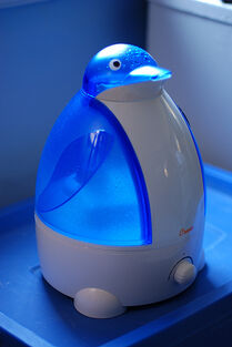 Adorable Penguin Humidifier