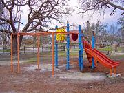 Post-Katrina Playground