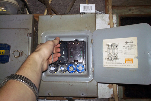 image old murray fuse box jpg home wiki fandom powered by wikia rh home wikia com House Fuse Box Wiring Diagram House Fuse Box Wiring Diagram