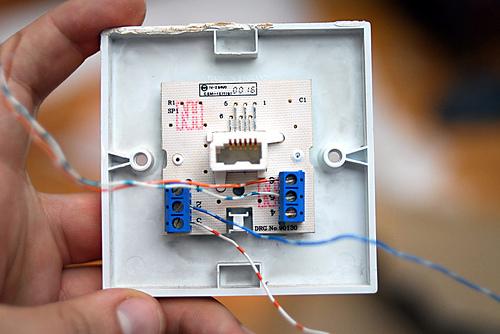 image how to wire a bt phone socket jpg home wiki fandom rh home wikia com wiring telephone socket rj45 wiring telephone socket rj45