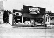 Rhodes Grocery, 1959