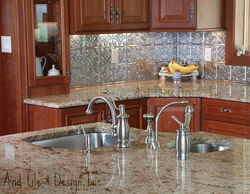 AvidTileDesign.com Unique backsplash