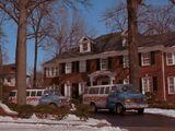 McCallister house