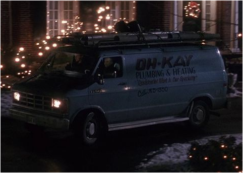 Harry And Marv S Van Home Alone Wiki Fandom Powered By