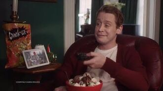 Home Alone Macaulay Culkin Google Assistant Parody