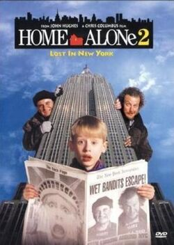 Home Alone 2 Lost In New York Home Alone Beyond Wiki Fandom