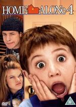 Home Alone 4 Poster