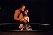 Romeo and Juliet - Bell Shakespeare Alex Williams, Kelly Paterniti credit Daniel Boud 114
