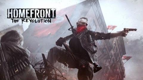 Homefront 2 The Revolution E3 2014 Trailer